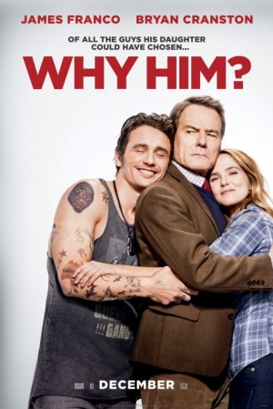 Why Him? (2016) : ทำไมต้องคนนี้  - Cover
