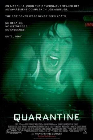 Quarantine (2008) ปิดตึกสยอง - Cover