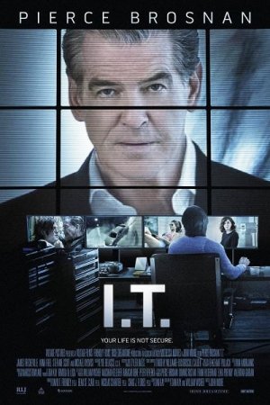 I.T. (2016) : ไอ.ที.มรณะ - Cover