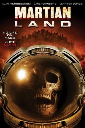 Martian Land (2015) : พายุมฤตยูดาวอังคาร - Cover