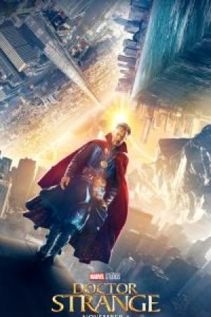 Doctor Strange (2016) ด็อกเตอร์ สเตรนจ์ จอมเวทย์มหากาฬ  - Cover