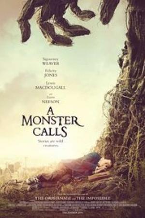 A Monster Calls (2016) : มหัศจรรย์เรียกอสูร - Cover