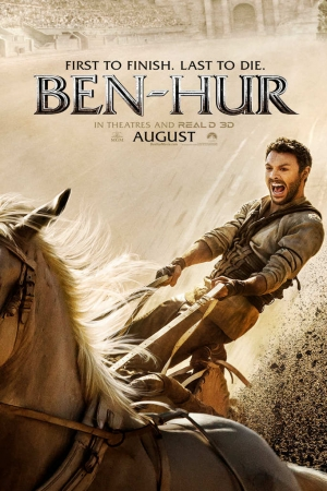 Ben Hur (2016) : เบน-เฮอร์  - Cover