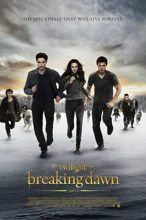 The Twilight Saga : Breaking Dawn Part 2 แวมไพร์ ทไวไลท์ 4 เบรกกิ้งดอน ภาค 2 - Cover