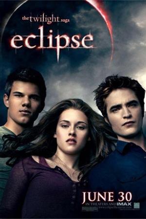 The Twilight Saga : Eclipse แวมไพร์ ทไวไลท์ 3 อีคลิปส์ - Cover