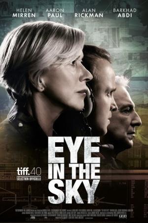 Eye in the Sky (2015) : แผนพิฆาตล่าข้ามโลก - Cover