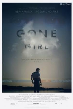 Gone Girl (2014) เล่นซ่อนหาย  - Cover