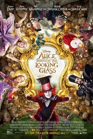 Alice Through The Looking Glass (2016) : อลิซ ผจญมหัศจรรย์เมืองกระจก