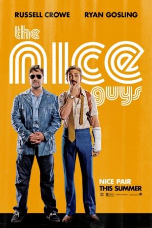 The Nice Guys (2016) : กายส์นายแสบมาก - Cover