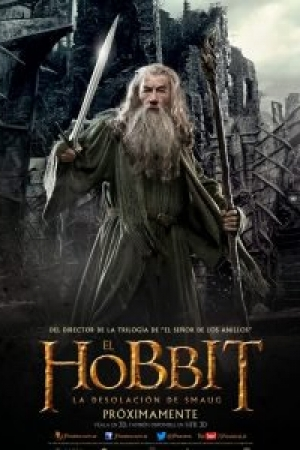 The Hobbit : The Desolation of Smaug (2013) / เดอะ ฮอบบิท : ดินแดนเปลี่ยวร้างของสม็อค
