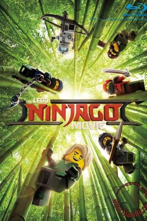 The LEGO Ninjago Movie (2017) : เดอะ เลโก้ นินจาโก มูฟวี่ - Cover