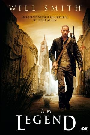 I Am Legend (2007) ~ ข้าคือตำนานพิฆาตมหากาฬ - Cover