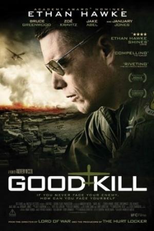 Good Kill (2014) โดรนพิฆาต ล่าพลิกโลก - Cover