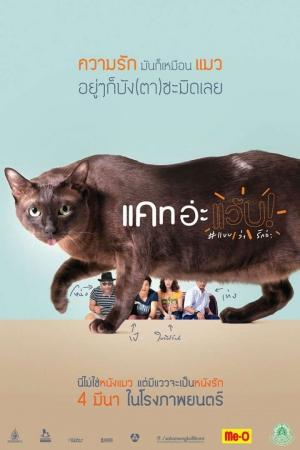 Cat a Wabb (2015) แคท อ่ะ แว้บ แบบว่ารักอ่ะ - Cover