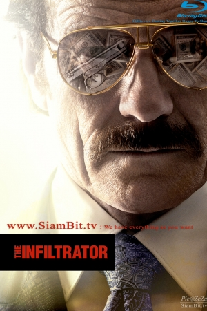 The Infiltrator (2016) : แผนปล้นเหนือเมฆ