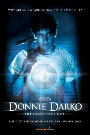 Donnie Darko (2001) : ดอนนี่ ดาร์โก้ - Cover