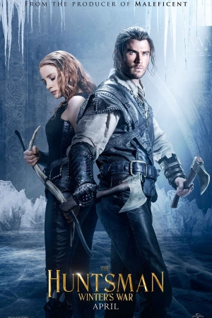 The Huntsman: Winter's War (2016) พรานป่าและราชินีน้ำแข็ง - Cover