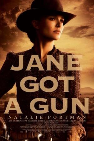 Jane Got A Gun (2016) : เจน ปืนโหด - Cover