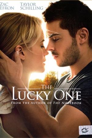 The Lucky One - ลิขิตฟ้าชะตารัก [2012] - Cover