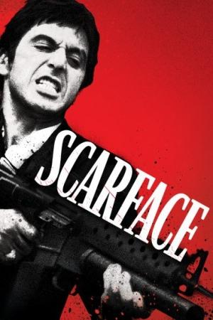 Scarface - มาเฟียหน้าบาก (1983) - Cover