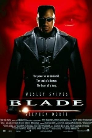 Blade 1 - เบลด พันธุ์ฆ่าอมตะ 1 (1998) - Cover