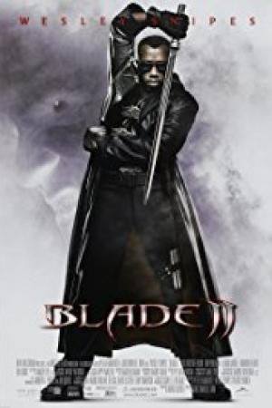 Blade 2 - เบลด พันธุ์ฆ่าอมตะ ภาค 2 (2002) - Cover
