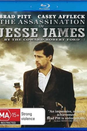 The Assassination of Jesse James by the Coward Robert Ford (2007) แผนสังหารตำนานจอมโจร เจสซี่ เจมส์ - Cover