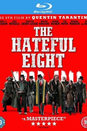 The Hateful Eight (2015) ~ 8 พิโรธ โกรธแล้วฆ่า - Cover