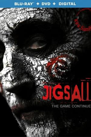 Jigsaw (2017) : เกมต่อตัดตาย - Cover
