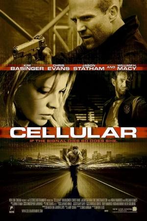 Cellular (2004) สัญญาณเป็น สัญญาณตาย - Cover
