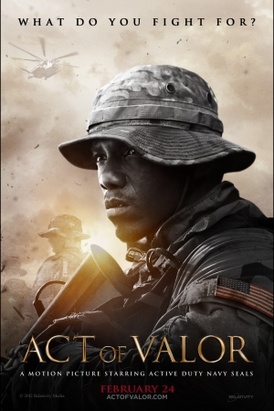Act of Valor (2012) : หน่วยพิฆาต ระห่ำกู้โลก - Cover