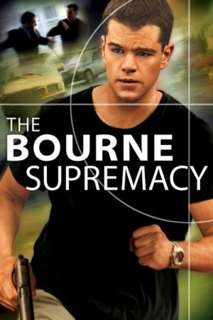 The Bourne Supremacy(2004) : สุดยอดเกมล่าจารชน - Cover