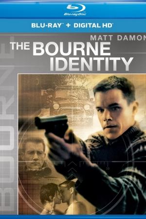 The Bourne Identity (2002) : ล่าจารชน...ยอดคนอันตราย - Cover