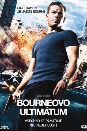 The Bourne Ultimatum (2007) : ปิดเกมล่าจารชน...คนอันตราย - Cover