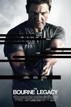 The Bourne Legacy (2012) : พลิกแผนล่า ยอดจารชน - Cover