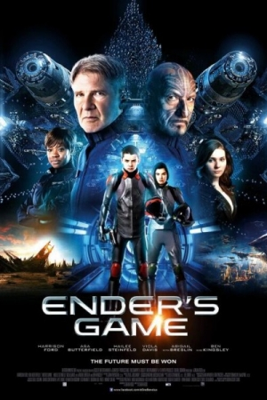 ENDER ` S GAME (2013) - สงครามพลิกจักรวาล - Cover