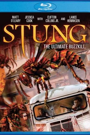 Stung (2015) : ฝูงนรกหกขาล่ายึดล่า - Cover