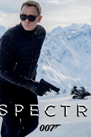 007: Spectre (2015)   007: องค์กรลับ ดับพยัคฆ์ร้าย - Cover