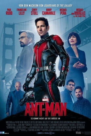 Ant-Man (2015) : มนุษย์มดมหากาฬ - Cover