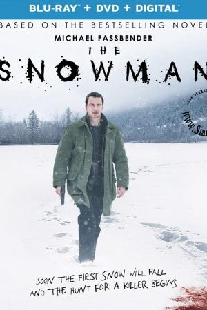 The Snowman (2017) : แฮร์รี่ โฮล กับคดีฆาตกรมนุษย์หิมะ - Cover