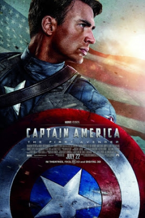 Captain America The First Avenger (2011) กัปตันอเมริกา อเวนเจอร์ที่ 1  - Cover