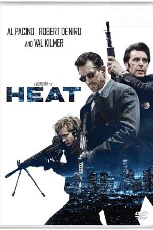 Heat (1995) ฮีท คนระห่ำคน - Cover