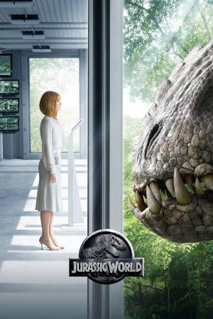 Jurassic World (2015) จูราสสิค เวิลด์  - Cover