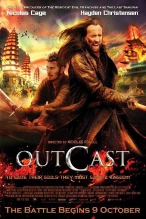 Outcast (2014) อัศวินคู่ กู้บัลลังก์  - Cover