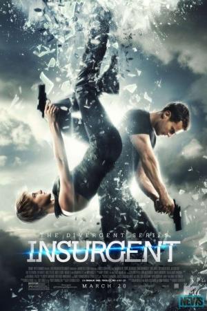 Insurgent (2015) : คนกบฏโลก  - Cover