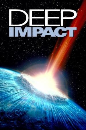 DEEP IMPACT (1998) - วันสิ้นโลก ฟ้าถล่มแผ่นดินทลาย - Cover