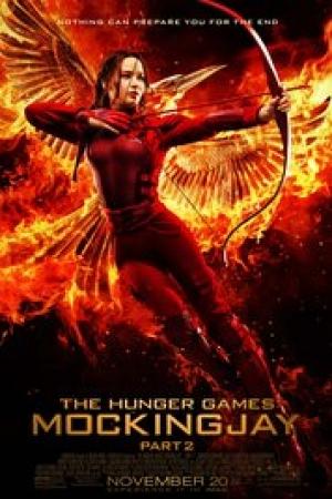 Hunger Games 3 Part 2 เกมล่าเกม ม็อกกิ้งเจย์ พาร์ท 2 - Cover