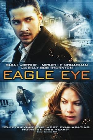 Eagle Eye (2008) ~ อีเกิ้ล อาย แผนสังหารพลิกนรก  - Cover