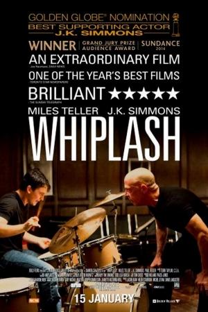 Whiplash (2014) : ตีให้ลั่น เพราะว่าฝันยังไม่จบ - Cover