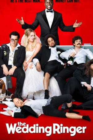 The Wedding Ringer (2015) : วิวาห์ป่วน ก๊วนเพื่อนเก๊ - Cover